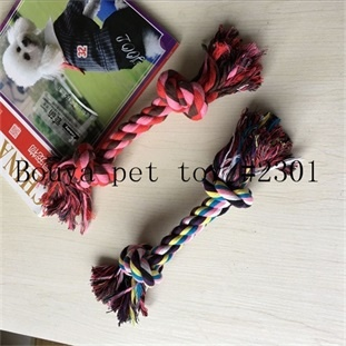 Top Good Quality of Cotton Rope toy recycled material 2301