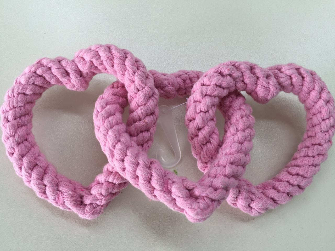 Cotton rope dog toy