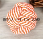 Handmade cotton ball Chew toy for Pets 2268