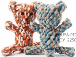 Dog toys rope handmade pet products 2250